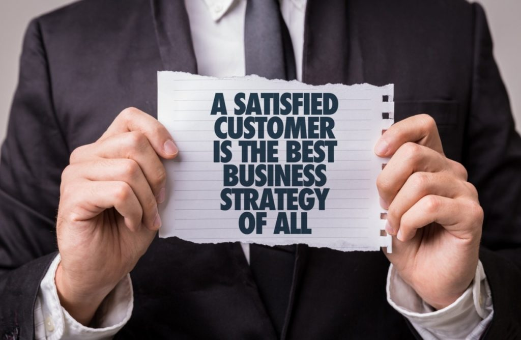Image result for customer satisfied""